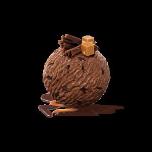 CHOCOLATE CARAMELS Italio