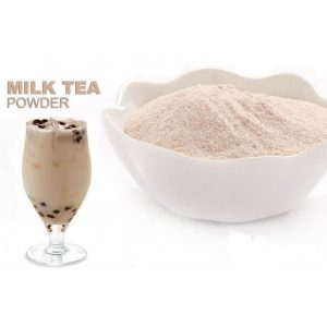 các loại bột pha trà sữa