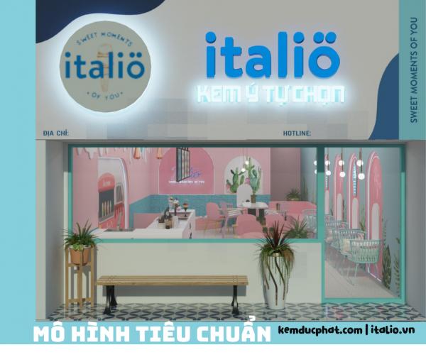 tiêu chuẩn 10 Italio