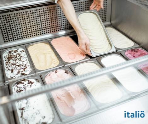 Khung dựng kem Italio