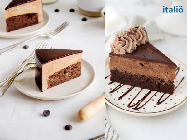 chocolate mousse cake 4 Italio