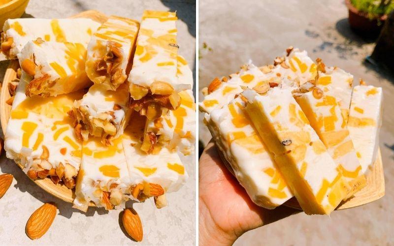 Top 3 Cách làm kem chuối trái cây ngon khó cưỡng