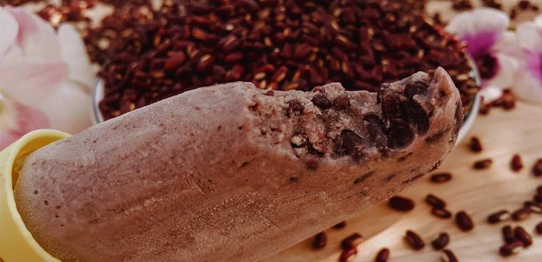 Cách làm kem đậu đen