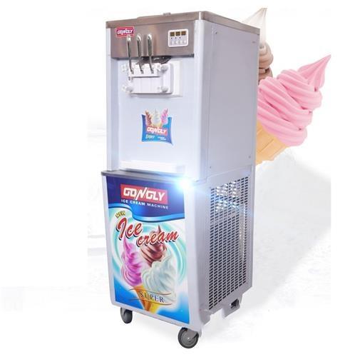 giá máy làm kem tươi 6