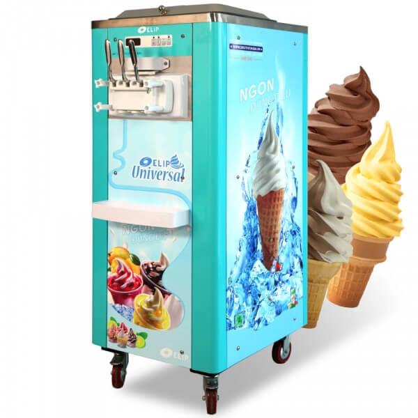 giá máy làm kem tươi 7