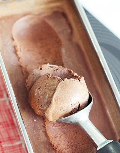 Cách làm kem milo 4