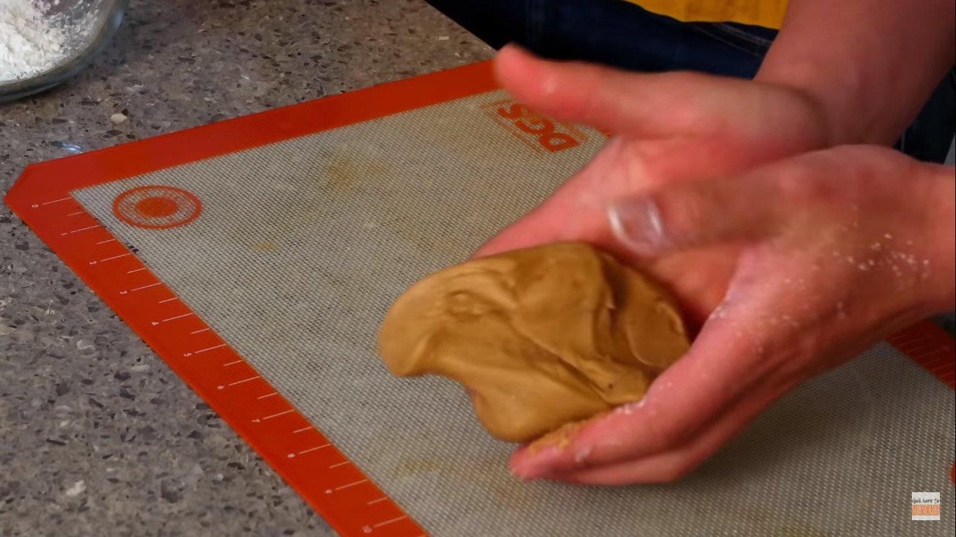cách làm kem trân châu đường đen 4