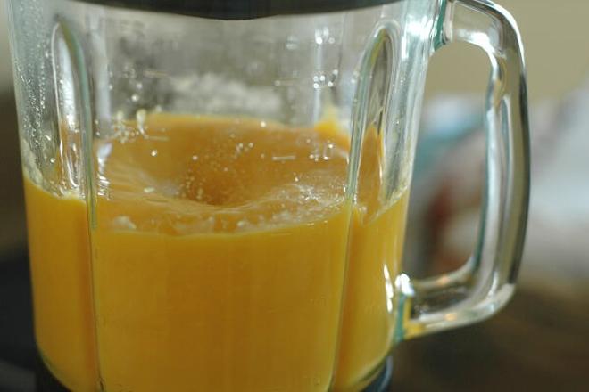 Cách làm kem xoài sữa chua