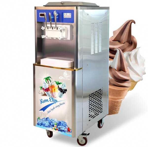 máy làm kem cứng 9